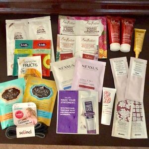 Miscellaneous Set - 23 separate hair care products